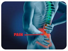 LOW back pain, lower back strain video, low back pain video
